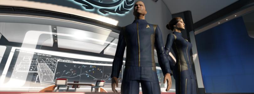 Star Trek Online ofrece regalos durante estos días solo por entrar