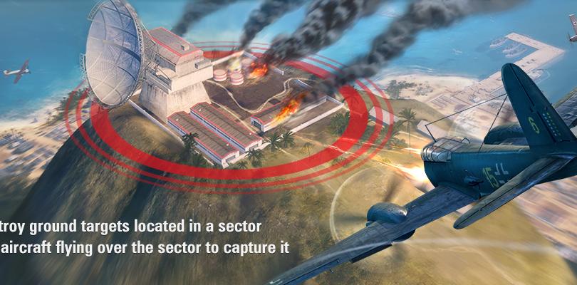 World of Warplanes presenta su actualización 2.0