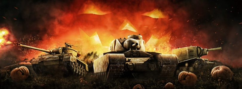 Halloween posee el mundo de World of Tanks