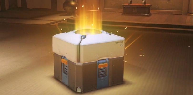 """Bélgica dice que las """"loot boxes"""" de Overwatch y Battlefront son una forma de juego"""
