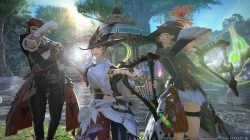 """Final Fantasy XIV añade el modo PvP """"Rival Wings"""""""