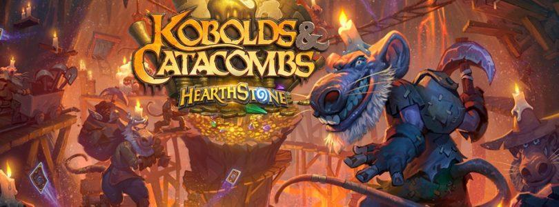 Blizzcon 2017: Hearthstone presenta su expansión Kobolds & Catacumbas
