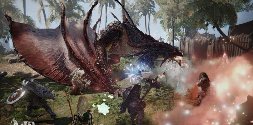 Ascent: Infinite Realm pone fecha a su beta cerrada en Corea