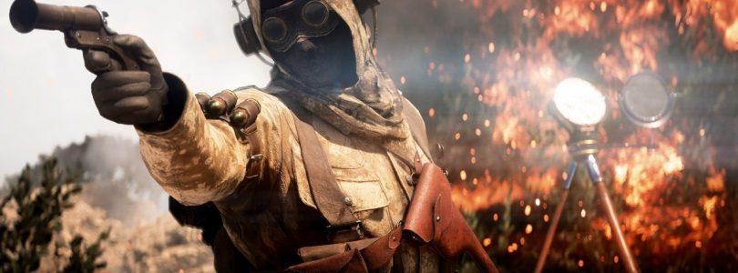Battlefield 1 Turning Tides llegará el 11 de diciembre