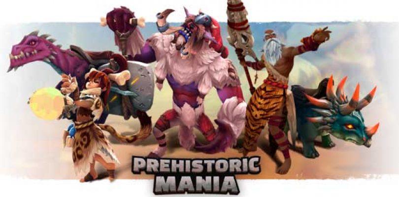Battlerite se vuelve al pasado con su evento Prehistoric Mania