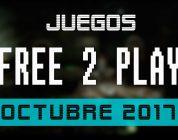 Lanzamientos Free-to-Play octubre 2017