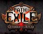 Ya disponible War for the Atlas en Path of Exile en Xbox One