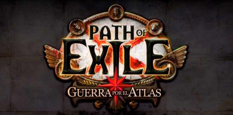 """Path of Exile anuncia la nueva expansión """"Guerra por el Atlas"""""""
