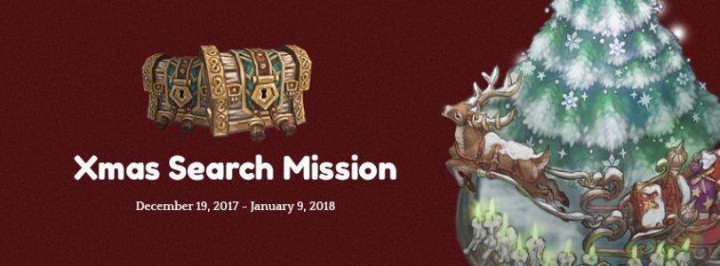 Tree of Savior presenta su evento de navidad