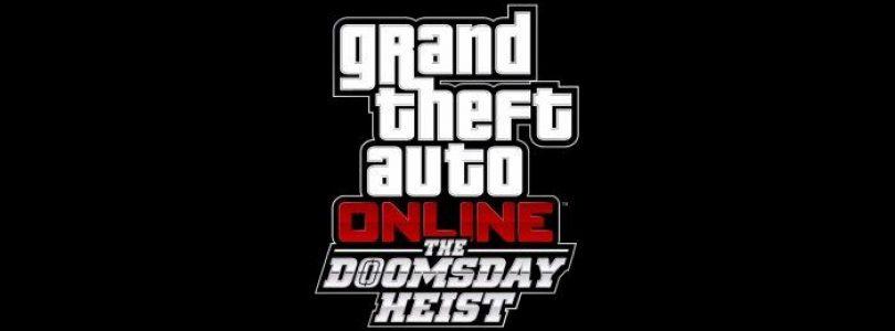 Doomsday Heist, es la 12ª actualización de contenido de GTA Online