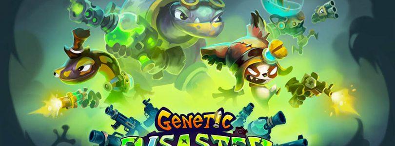 Genetic Disaster es un cooperativo online que saldrá el 15 de diciembre