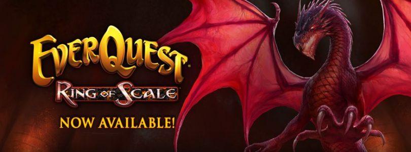 """EverQuest lanza su 24ª expansión """"Ring of Scale"""""""