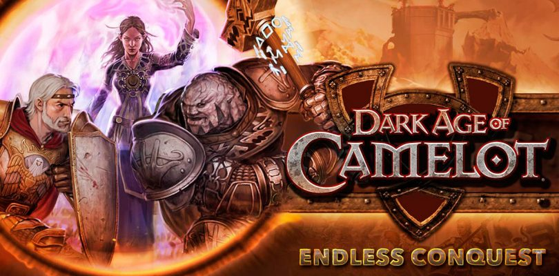 Dark Age of Camelot tendrá una opción Free to Play