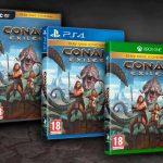 Conan Exiles ya tiene fecha de lanzamiento, versión en caja y precio final