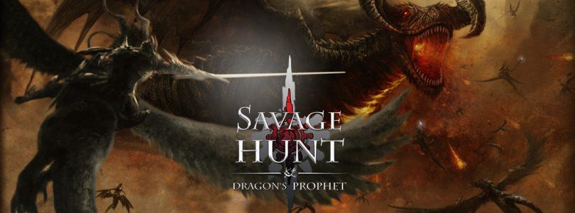 Hoy se lanza Savage Hunt – Dragon's Prophet