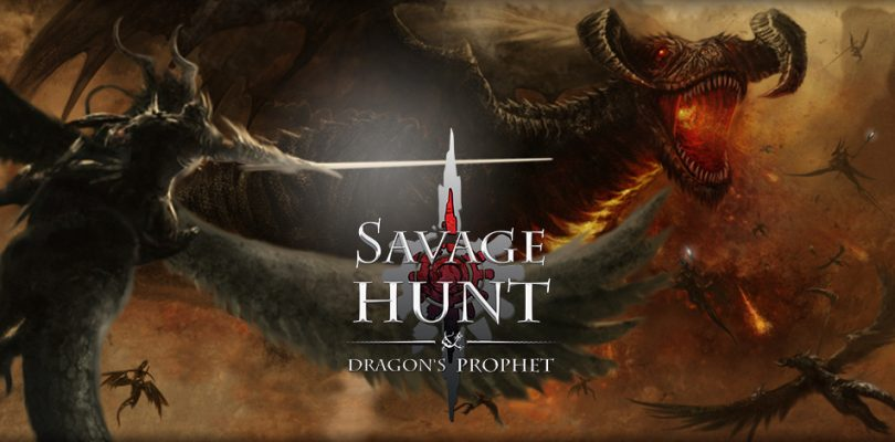 Hoy se lanza Savage Hunt – Dragon's Prophet