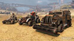 Crossout añade nuevos modos de juego y una reelaborada IA para los enemigos
