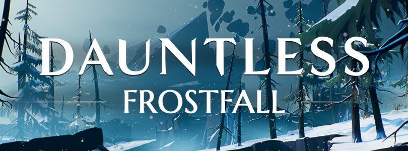 Dauntless se actualiza por navidad con «Frostfall»