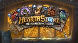 Hearthstone regala tres nuevos packs de cartas