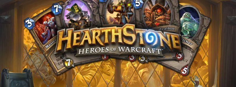 Próximas actualizaciones de cartas de Hearthstone