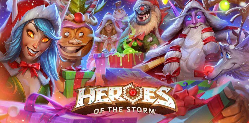 El evento de navidad llega a Heroes of the Storm con grandes cambios en la jugabilidad
