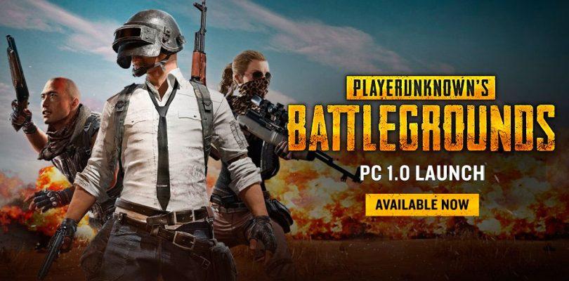 PLAYERUNKNOWN'S BATTLEGROUNDS lanza su versión 1.0 y deja de estar en Acceso Anticipado