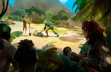 Una hora de gameplay con los desarrolladores de Sea of Thieves