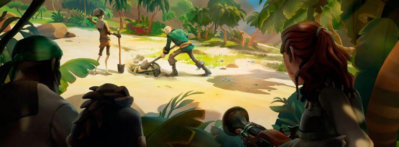 Una hora de gameplay con los desarrolladores de Sea of Thieves