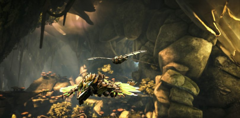 Ya disponible Aberration, segundo pack de expansión de ARK
