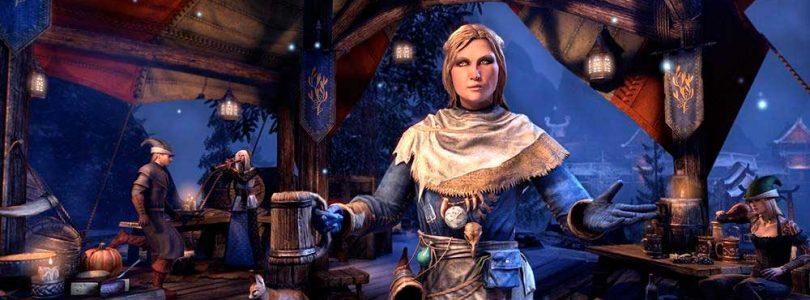 The Elder Scrolls Online celebra el festival de la vida con regalos y bonus de EXP