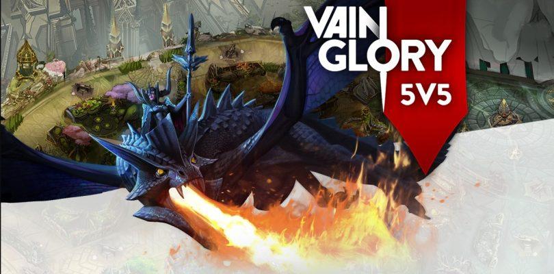 El MOBA Vainglory llega gratis a Steam para PC y Mac