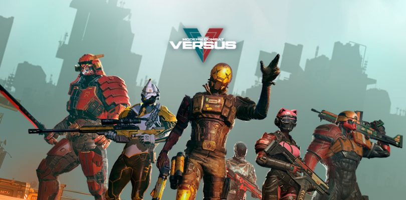 Modern Combat Versus, nuevo shooter free-to-play que llega a Steam