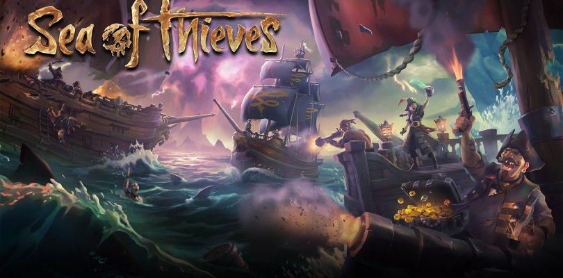 Sea of Thieves presenta su mando para Xbox y PC