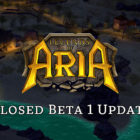 Comienza la beta cerrada de Legends of Aria