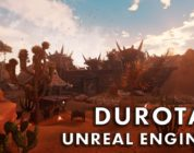 Nuevo vídeo de World of Warcraft en Unreal Engine 4 realizado por un fan