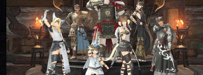 Llega el parche 4.2 a Final Fantasy XIV