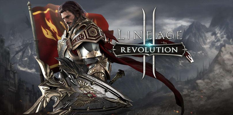 Lineage 2 Revolution presenta sus eventos de San Valentin