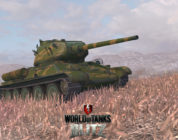 World of Tanks Blitz presenta los tanques chinos