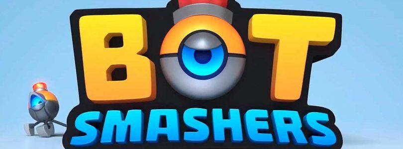El nuevo juego de Hi-Rez es Bot Smashers, un 1vs1 de estrategia para móviles