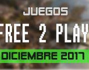 Lanzamientos Free-to-Play diciembre 2017