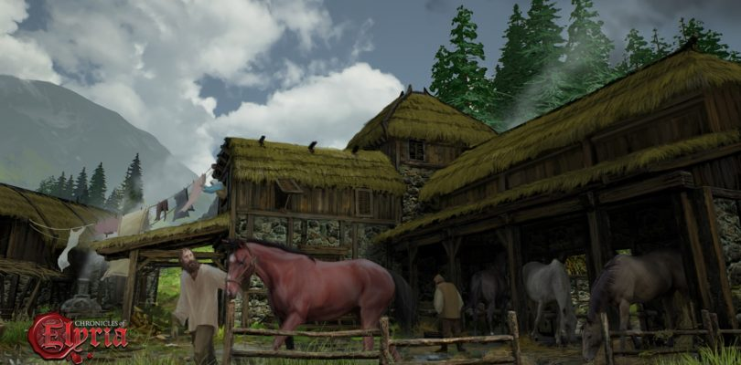 Chronicles of Elyria confirma la reducción de plantilla