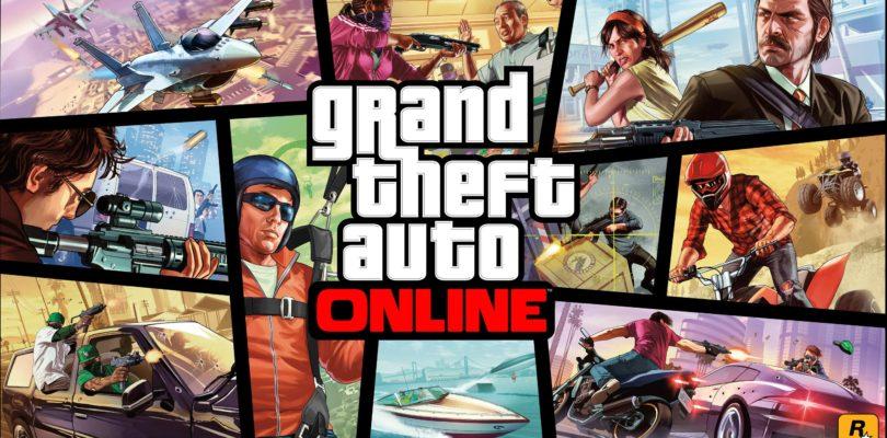 GTA Online marca su máximo de usuarios en diciembre
