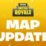 Fortnite Battle Royale actualiza su mapa de juego