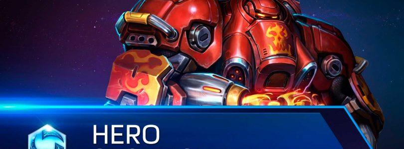Vistazo a las habilidades de Vulcano el nuevo personaje de Heroes of the Storm