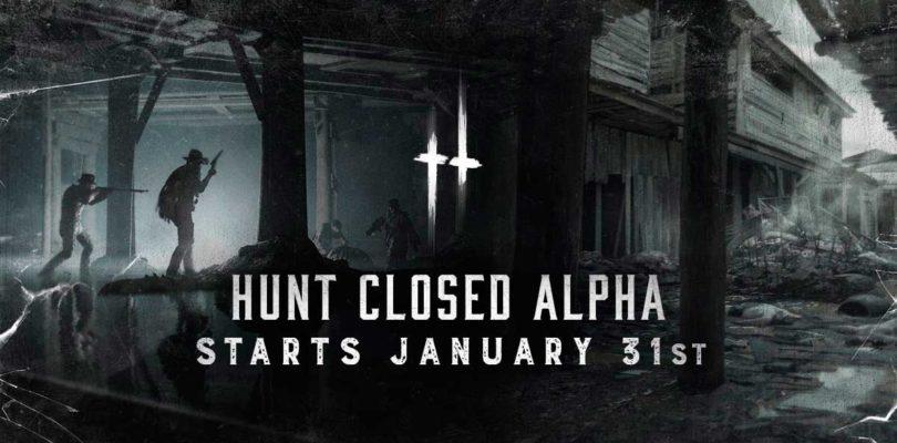 Hunt: Showdown empezará su Alpha Cerrada este mes de enero.