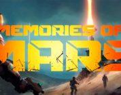 Sobrevive a los peligros del planeta rojo en Memories of Mars