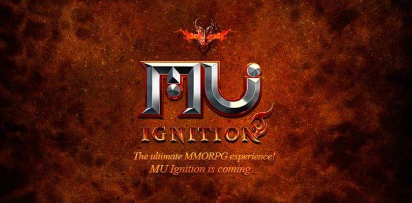 Webzen se prepara para lanzar MU Ignition, un nuevo MMORPG para navegador