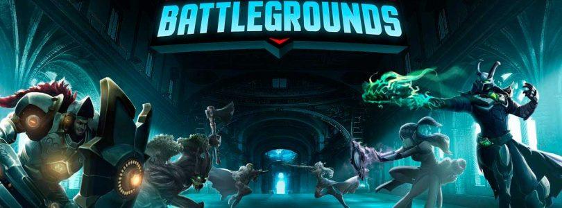 Primer gameplay de Paladins Battlegrounds
