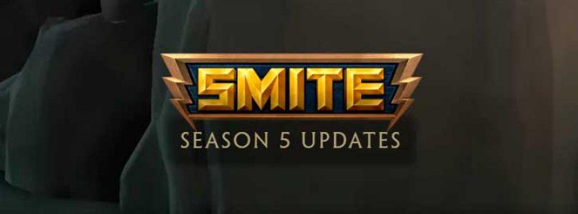 Nuevo héroe, mapa renovado y otros cambios para la 5 temporada de SMITE