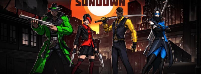 El nuevo shoot'em up, At Sundown, llegará a todas las plataformas esta primavera